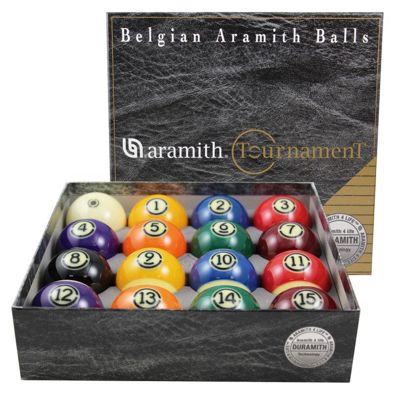 Aramith Tournament Pro Balls