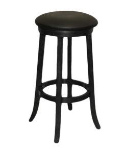 Bar Stool Black