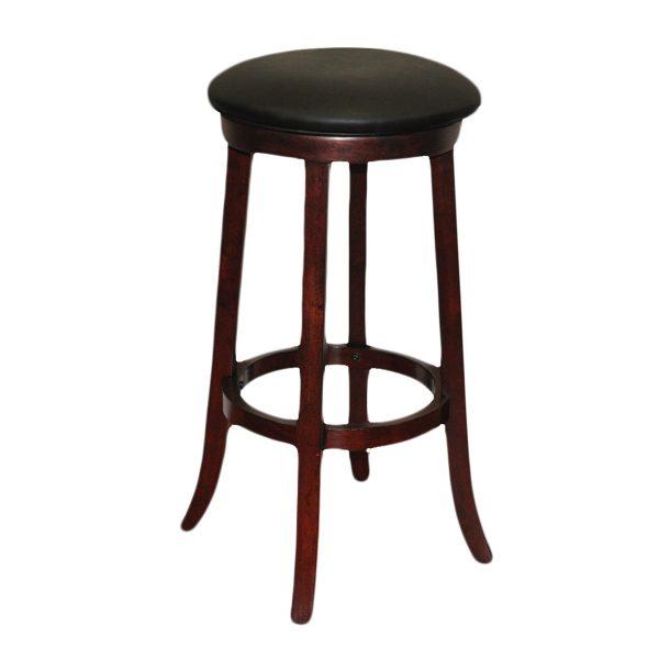 Bar Stool Mahogany
