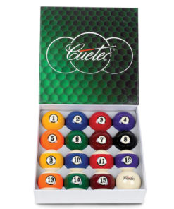 Cuetec Billiard Ball