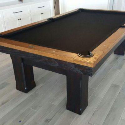 Oakland Pool Table