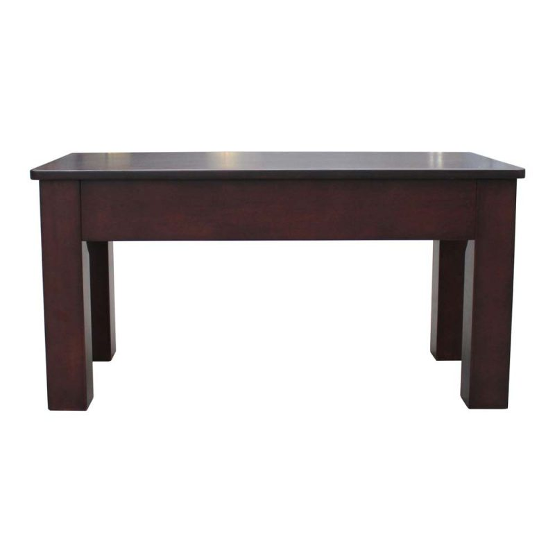 Penelope Bench Pool Table