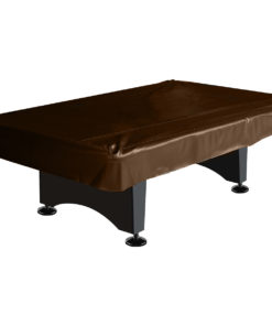 Pool Table Cover Brown