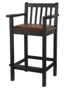 Spectator Chair Black