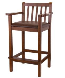 Spectator Chair Walnut