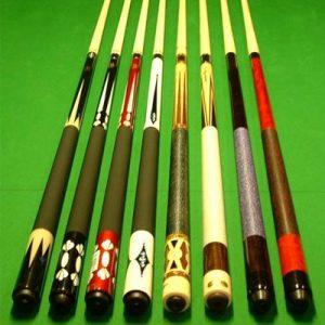 Cue Sticks