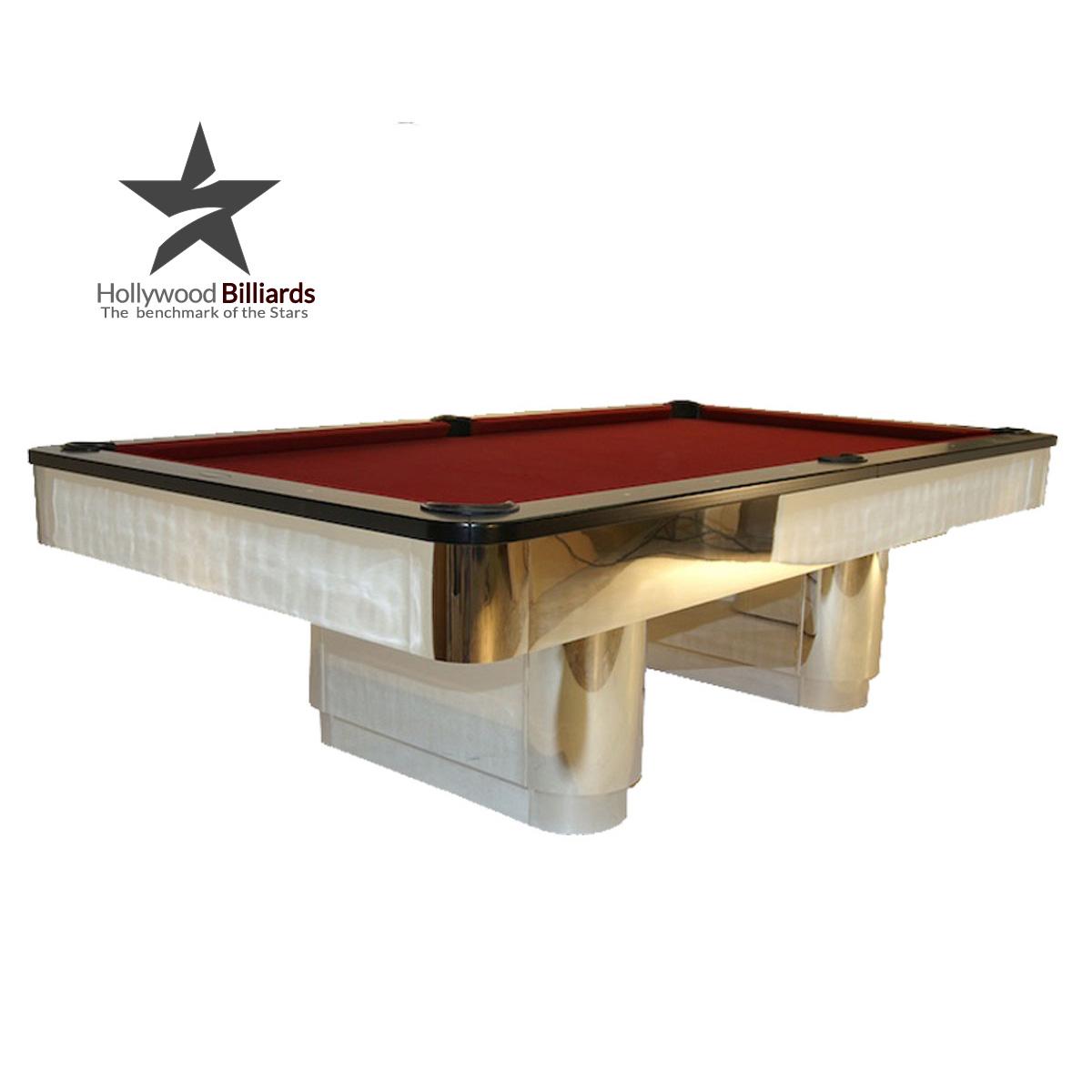 The Bridgeport Modern Pool Table