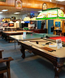 All Pool Tables