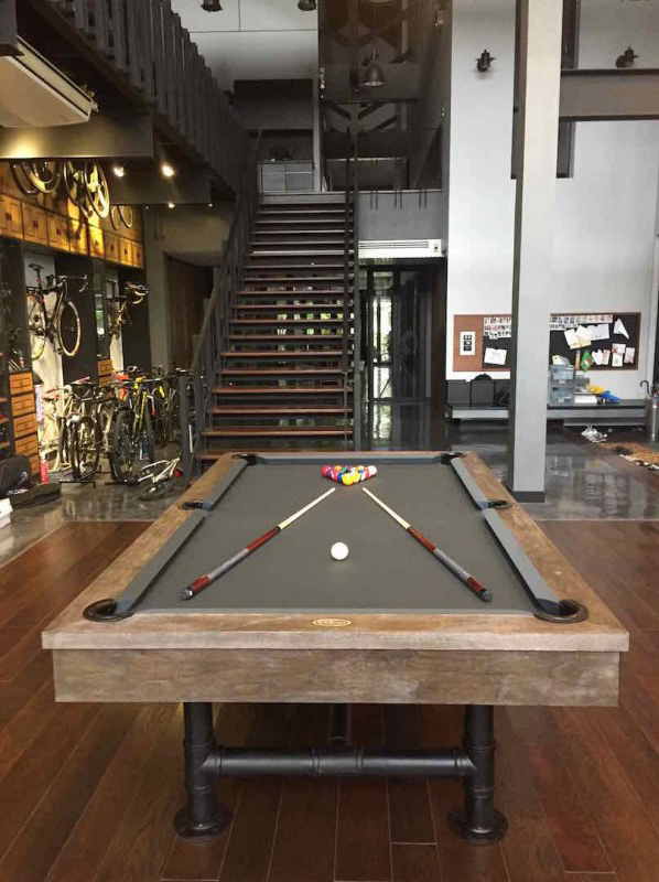The Imperial Bedford 7 And 8 Foot Billiard Table