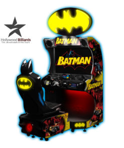 Batman Arcade Game