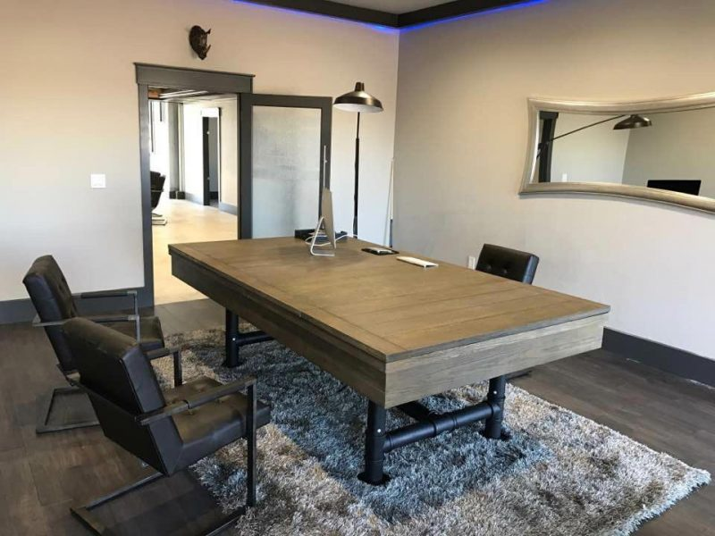 Bedford Dining Pool Table