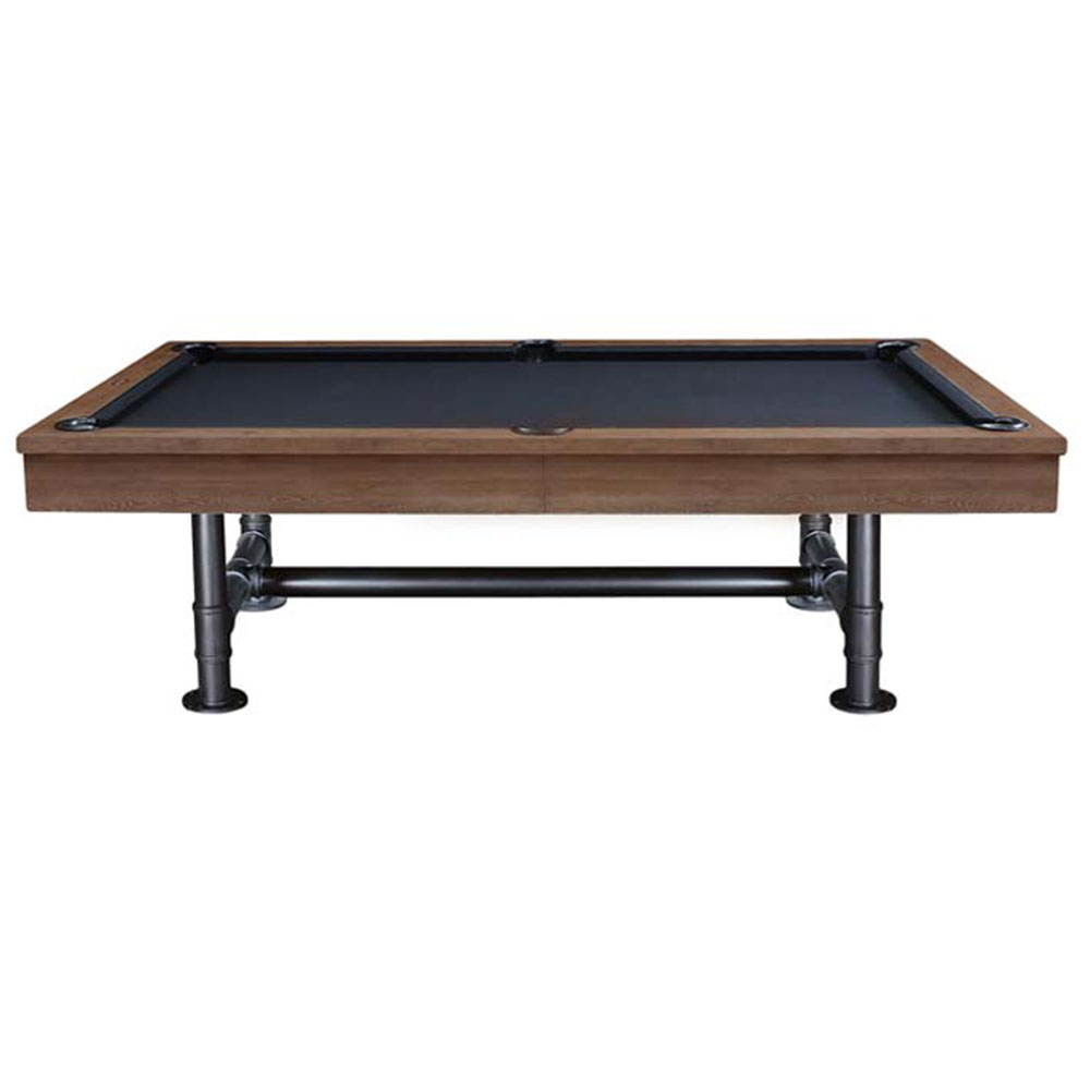 the bedford pool tableimperial - industrial design with dining top