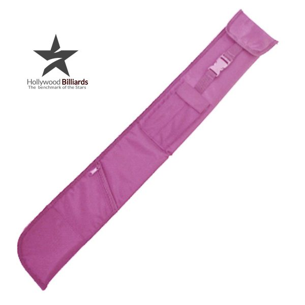 Imperial Nylon Cue Case Pink