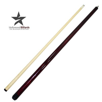Imperial Premier 58-In. Two Piece Painted Cue Burgundy