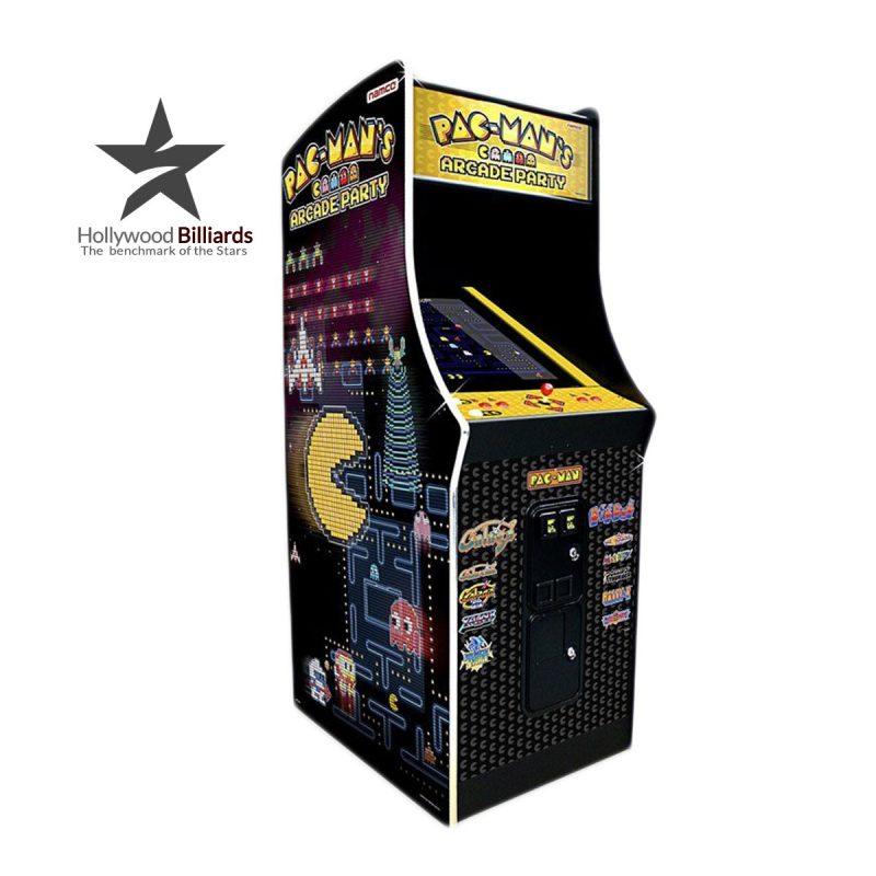 Namco PacMan Arcade Party Cabaret