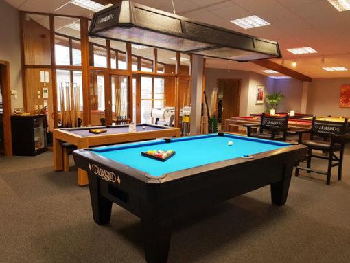 Rasson Pro Innovator Pool Table