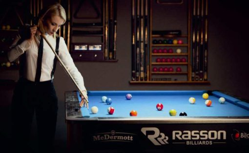 Rasson Pro Victory Pool Table