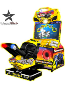 Raw Thrills Super Bikes 2 Arcade Game