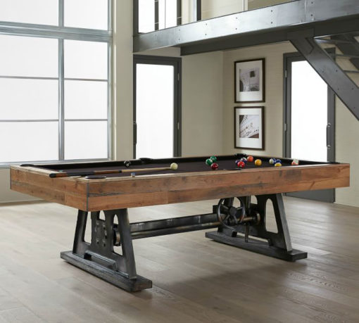 Da Vinci Pool Table