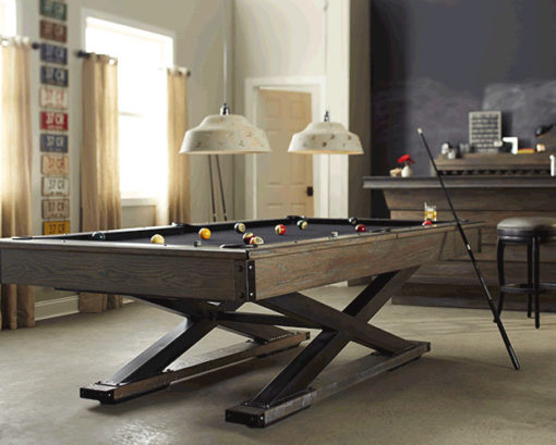 Quest Pool Table
