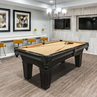 Hollywood Billiards Store Shop A Wide Selection Of Pool Tables - How big is a standard pool table