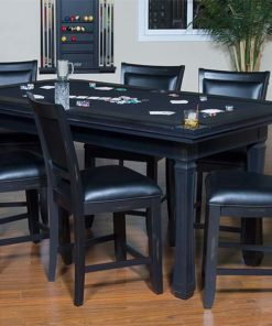 Burlington - Peppercorn Game Table