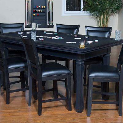 Burlington - Peppercorn Game Table