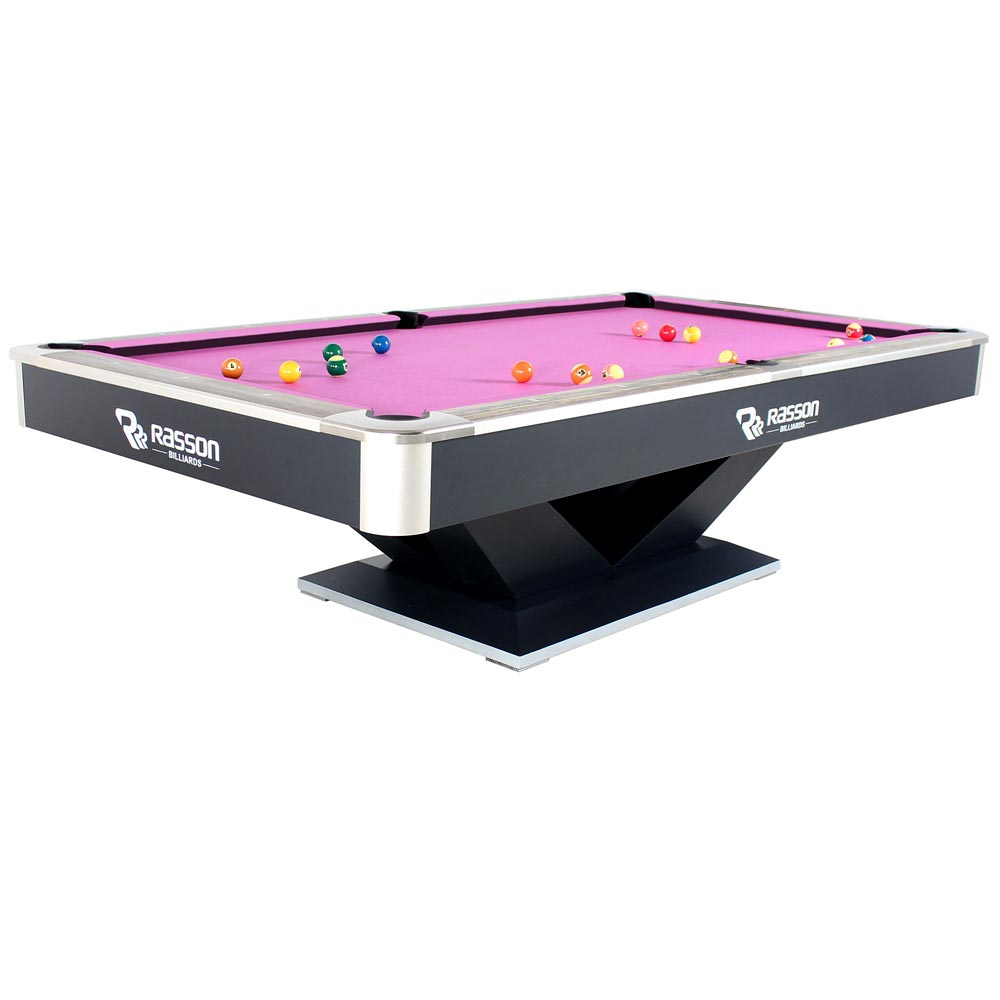 Rasson Pro Victory Pool Table - Tournament Commercial Grade Table