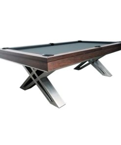 Pierce Pool Table Walnut