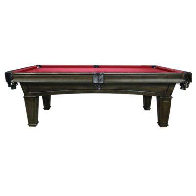 Washington Charcoal Pool Table